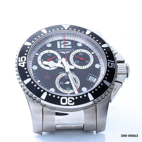 Reloj Longines Hydro Conquest Acero Inoxidable Cronógrafo 40mm