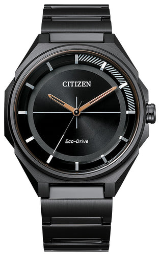 Citizen Men's Drive Stainless Steel Crystal Mineral Model BJ6535-51E