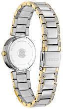 Citizen Women's Watch Yellow Gold Tone with Style Dial