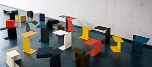 Diana tables by Konstantin Grcic
