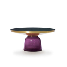 Load image into Gallery viewer, Amethyst Violet and Brass