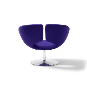Apollo Lounge Chair - Purple