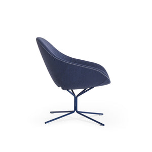 Beso Lounge Chair - Side View