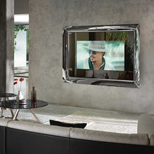 Load image into Gallery viewer, Caadre mirror with embedded LED TV