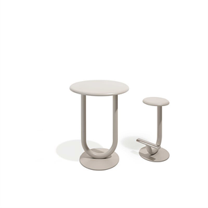 Strong Stool and Strong Bar Table