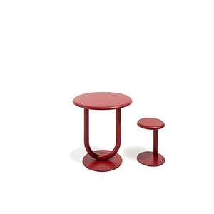 Strong Stool with Strong Table
