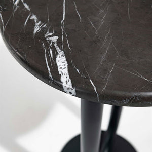 Strong Table - Grafite Grey Marble Top