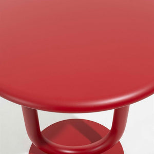 Strong Table - Rosoo Lampone Laquer