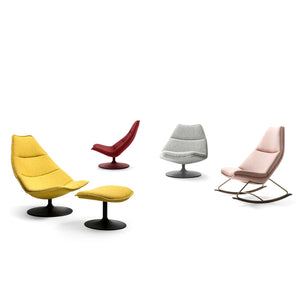 F510 Series Lounge Chairs