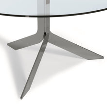 Load image into Gallery viewer, Iblea Table - Transparent Glass Top
