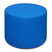Load image into Gallery viewer, Kerman Pouf - Divina Ultra Marine
