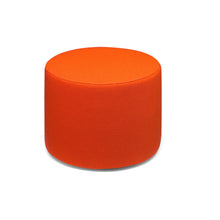 Load image into Gallery viewer, Kerman Pouf - Vidar - Campari Red