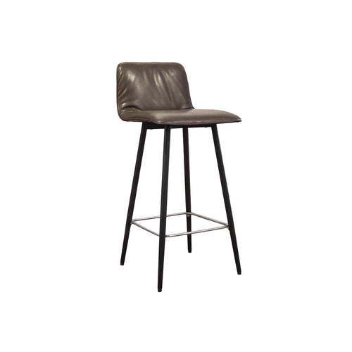 Maverick Bar Stool - Four Leg, Steel Frame, Conical