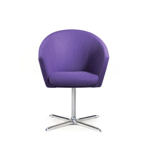 Megan Chair - Cross Base