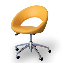 Load image into Gallery viewer, Nina - Five Legged Swivel Chair, Height Adjustable