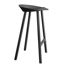 Load image into Gallery viewer, Jean Stool - Jet Black
