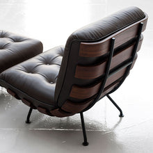 Load image into Gallery viewer, Costela Lounge Chair and Ottoman