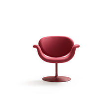 Load image into Gallery viewer, Tulip Midi Armchair - Violet - Disk Base