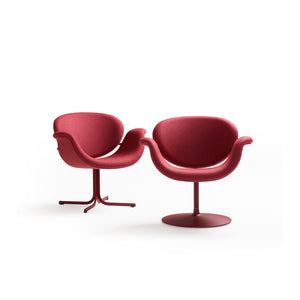 Tulip Chairs - Disk and Cross Base