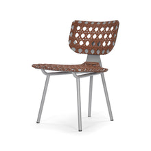 Load image into Gallery viewer, Aerias Chair - Grey - Cognac