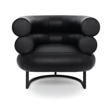 Load image into Gallery viewer, Bibendum in Black Leather