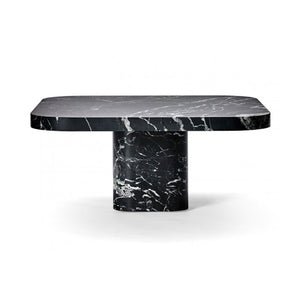 Bow Table - all marble