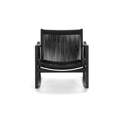 Euvira Chair - Black - Black Cord