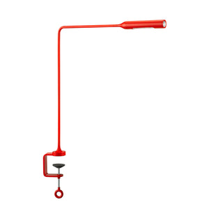 Flo Clamp - Matte Red