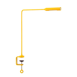 Flo Clamp - Matte Yellow
