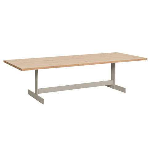 Kazimir Table - Silk Grey