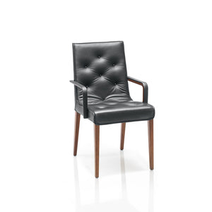 Leslie Chair with Arms