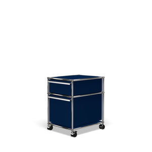 Pedestal M - Steel Blue