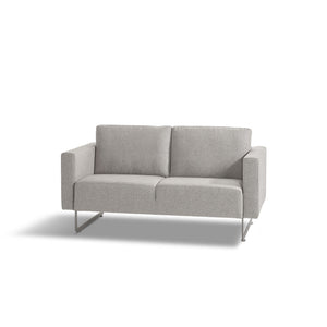 Mare loose cushion 2-seat sofa
