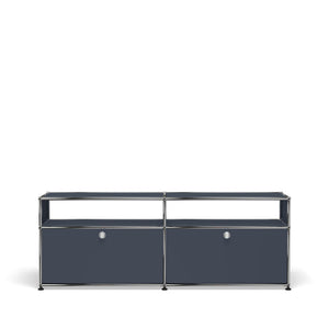 Media Unit 02 - Anthracite Gray