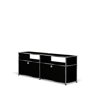 Media Unit 02 - Graphite Black