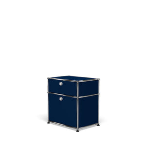 Nightstand P1 - Steel Blue