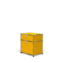 Load image into Gallery viewer, Nightstand P1 - Golden Yellow