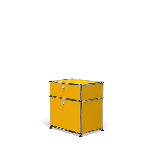 Nightstand P1 - Golden Yellow