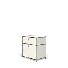 Load image into Gallery viewer, Nightstand P1 - Pure White