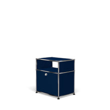 Load image into Gallery viewer, Nightstand P - Steel Blue