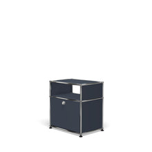 Load image into Gallery viewer, Nightstand P - Anthracite Gray