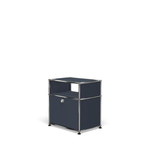 Nightstand P - Anthracite Gray