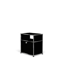 Load image into Gallery viewer, Nightstand P - Graphite Black