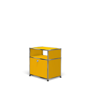 Nightstand P - Golden Yellow