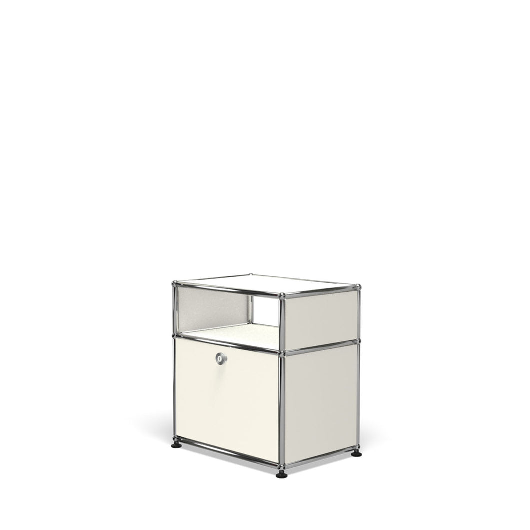 Nightstand P - Pure White