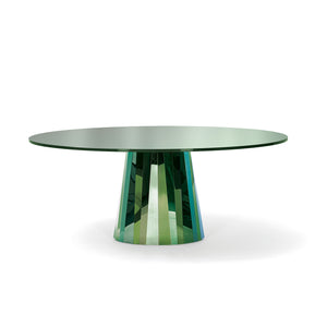 Topaz Green, fully lacquered