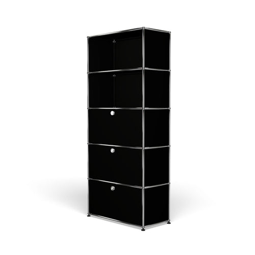 Shelving Q118 - Graphite Black