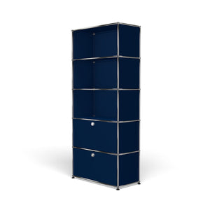 Shelving R1 - Steel Blue