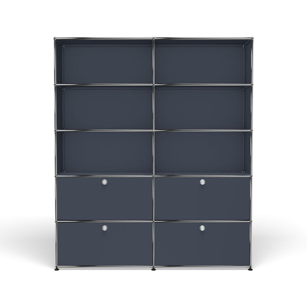 Shelving R2 - Anthracite Gray