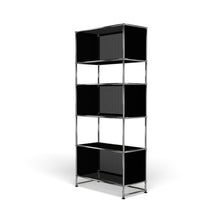 Load image into Gallery viewer, Shelving RE1 - Graphite Black